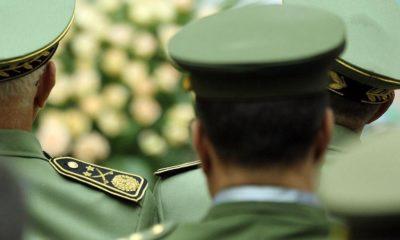 © DR | Les hauts gradés de l'Armée Nationale Populaire (ANP)