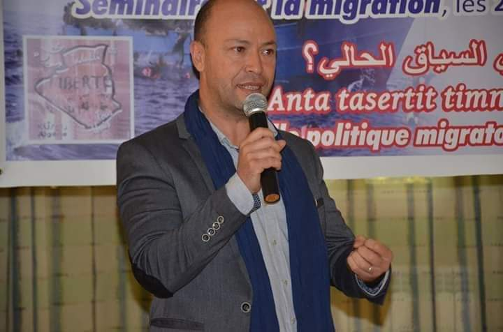 © DR | Président du RAJ Abdelouahab Fersaoui