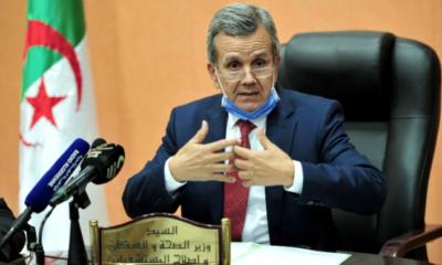 © DR | Le ministre de la Santé Abderrahmane Benbouzid