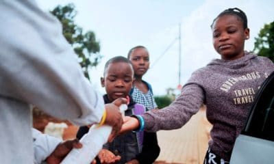 © DR | La lutte contre le Covid-19 continue en Afrique
