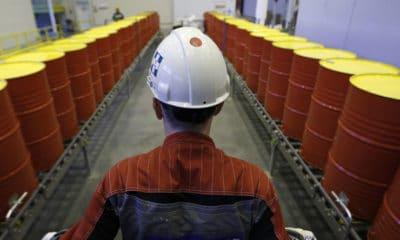 © DR | Prix du pétrole : Le Brent s'approche des 28 dollars