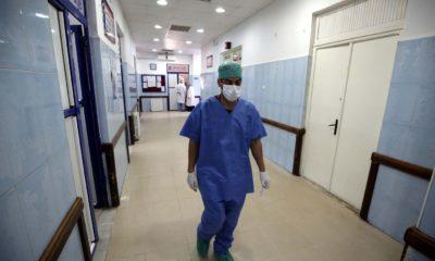 © DR | Oran : Dépistage du personnel soignant en contact avec les cas du covid-19