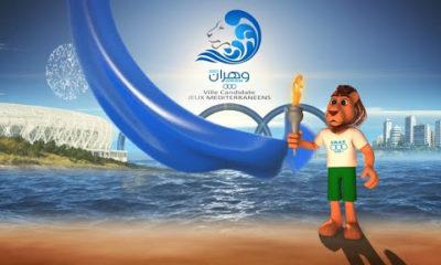 © DR | La 19e édition des Jeux Méditerranéens décalée d'une année