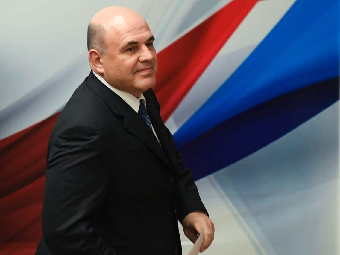 © DR | Le Premier ministre russe Mikhail Michoustine