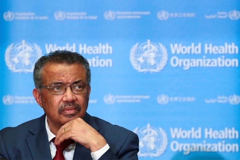© DR |Le secrétaire général de l'Organisation mondiale de la santé, Tedros Adhanom Ghebreyesus.