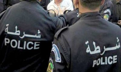 © DR | Des éléments de la police judiciaire