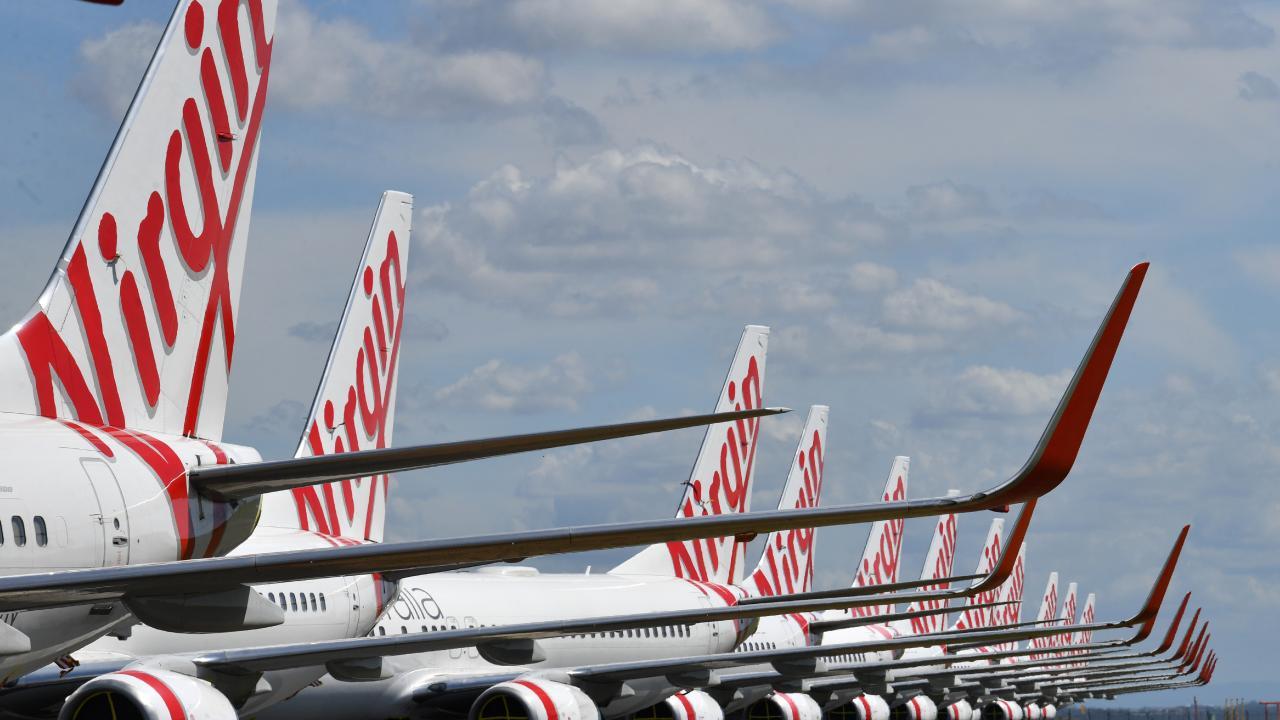 © DR | La flotte de la compagnie aérienne Virgin Australia