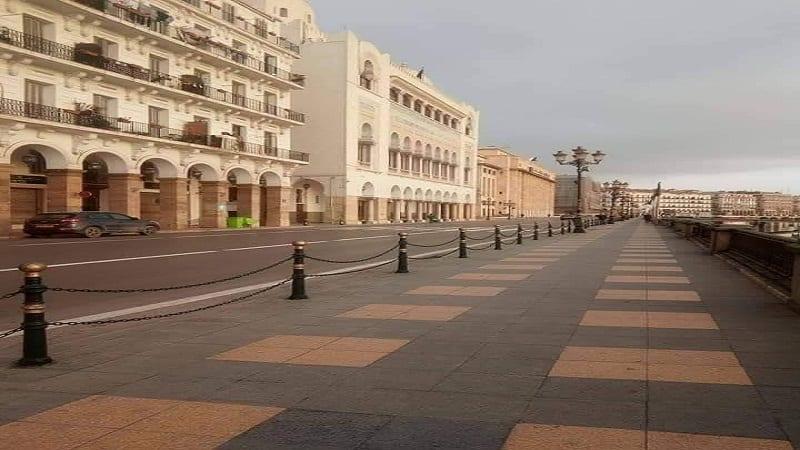 © DR | Confinement partiel étendu à 4 autres wilayas