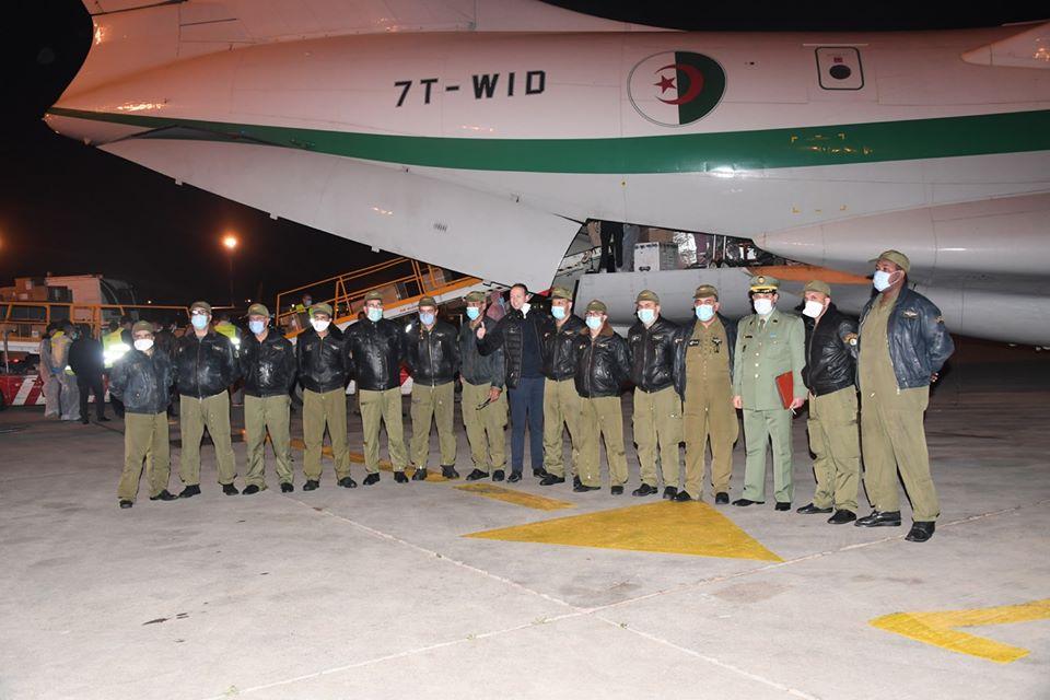 © DR | L'Algérie reçoit sa 2e commande d'équipement médicaux de Chine