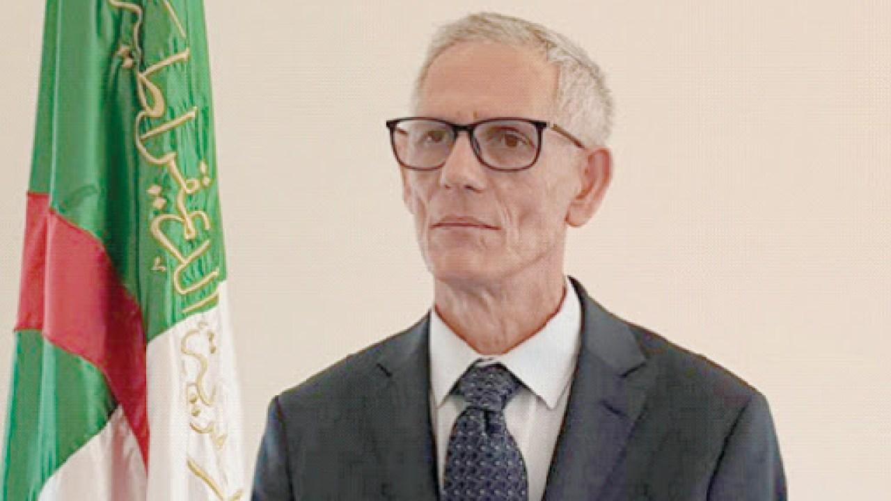 © DR | Le ministre de l'Industrie et des Mines, Ferhat Aït Ali Braham