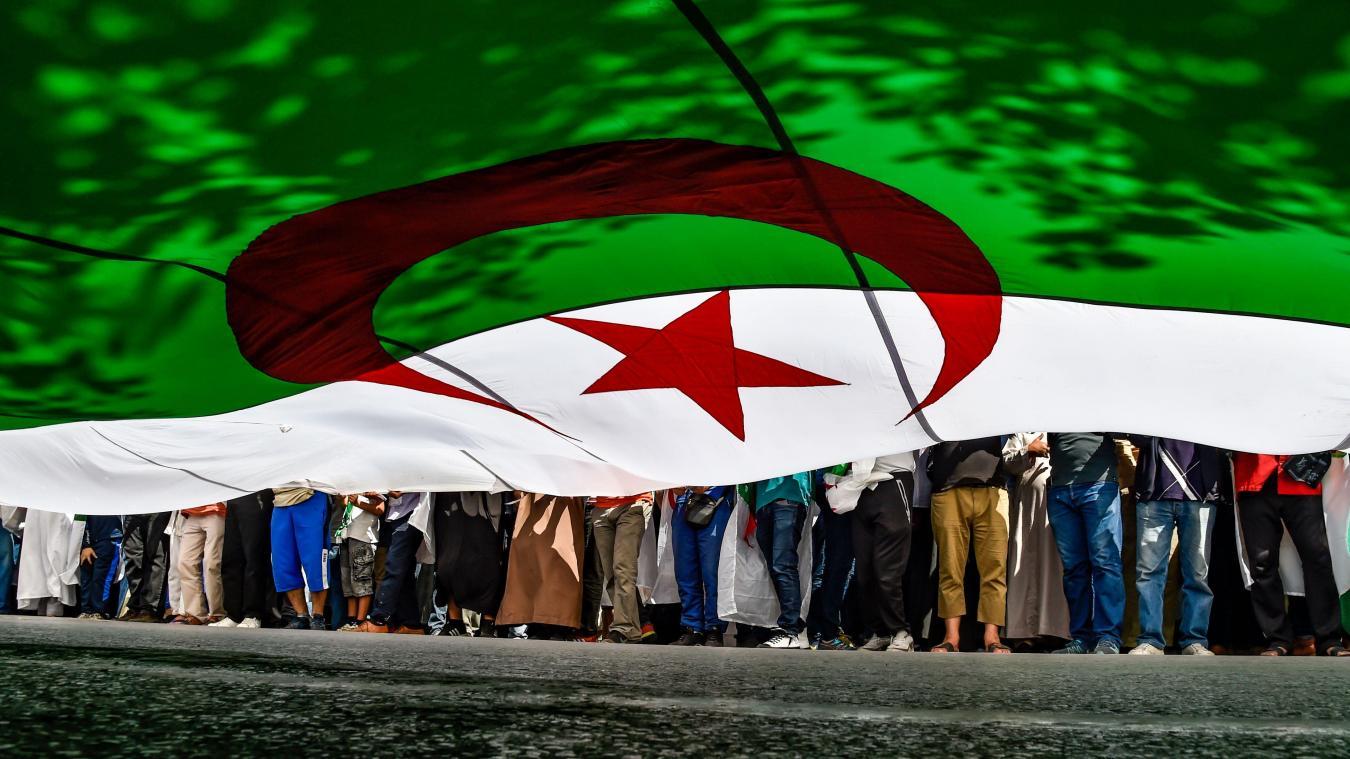 © DR | Manifestation du Hirak à Alger