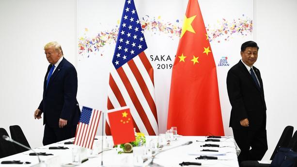 © DR | Le président américain Donald Trump et le président chinois Xi Jinping