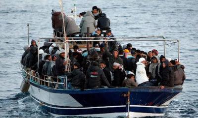 © DR | Arrivée de migrants en Italie ( archives )