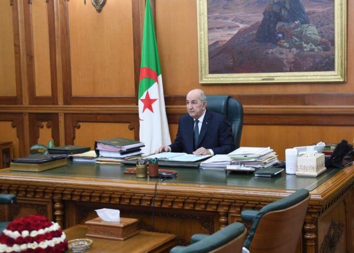 © DR | Le président de la République Abdelmadjid Tebboune