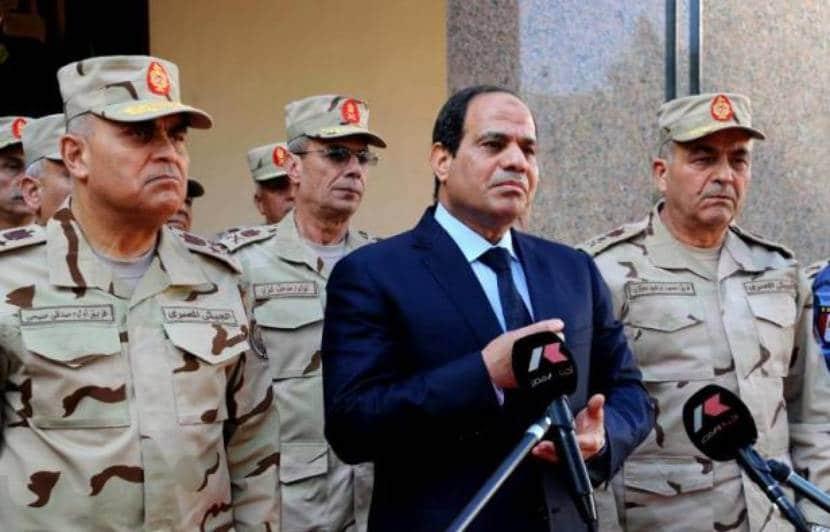 Egypte : Al Sissi prépare une intervention en Libye pour 'chasser les intrus