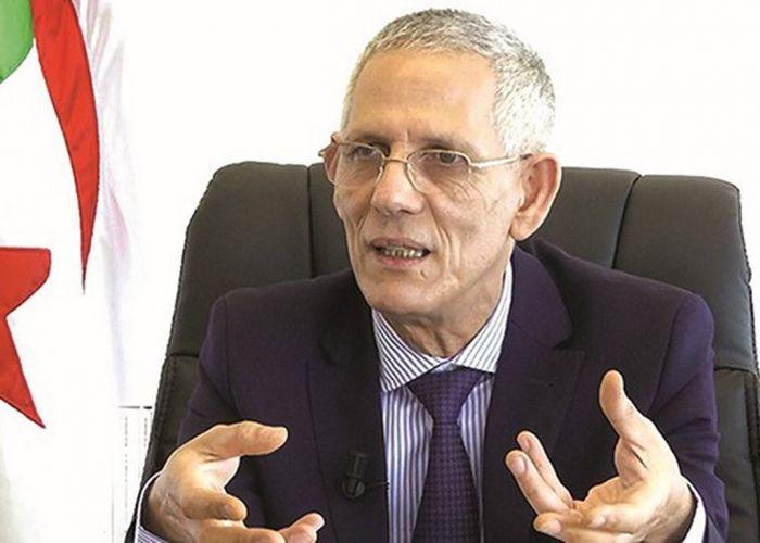 © DR | le ministre de l'Industrie Ferhat Ait Ali Braham