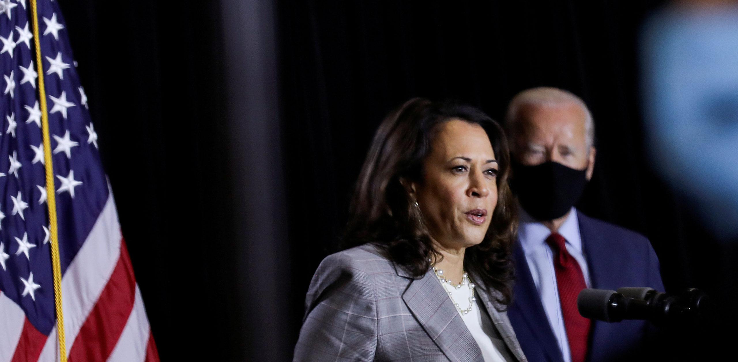 © DR | Le président américain Joe Biden et Kamala Harris, première femme élue vice présidente dans l'histoire des États-Unis