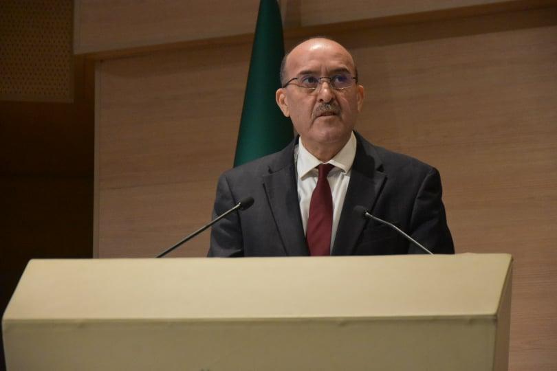 © BZ INTERLIGNES | Ministre de l'Intérieur Kamel Beldjoud