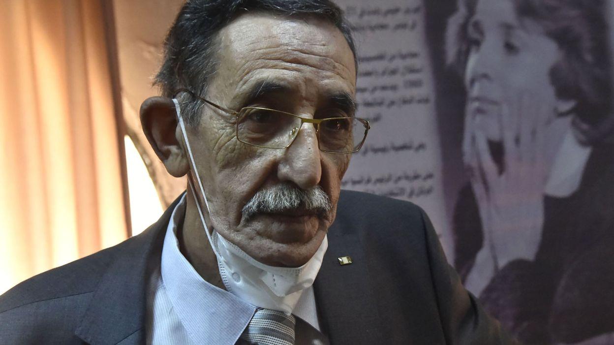 © DR   Abdelmadjid Chikhi Le directeur des Archives Nationales et Conseiller d'Abdelmadjid Tebboune sur le dossier de la mémoire