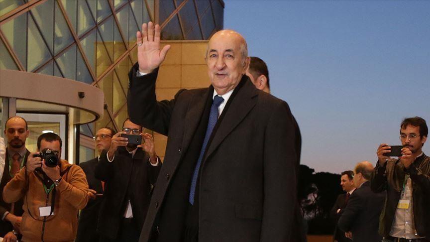 DR | Le président de la république Abdelmadjid Tebboune hospitalisé