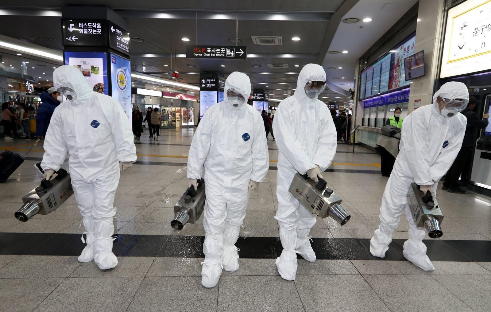 Covid-19 : les experts de l'OMS attendus le 14 janvier en Chine