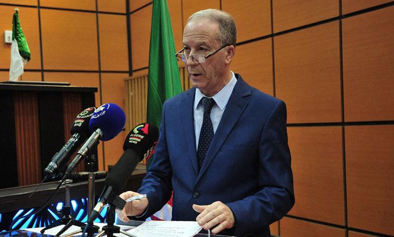 © DR | Porte-parole du comité scientifique de suivi de l'évolution de la pandémie de coronavirus en Algérie
