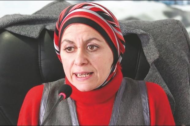 © DR | la politologue Louisa Ait Hamadouche