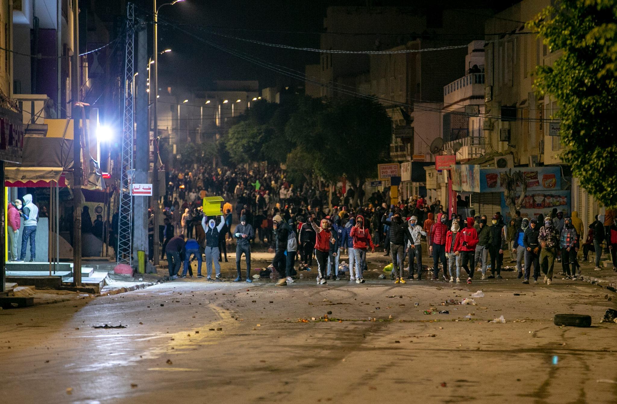 © DR | Yassine Gaidi / Anadolu Agency