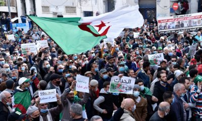 © Samir Sid | 106e vendredi du hirak à Alger