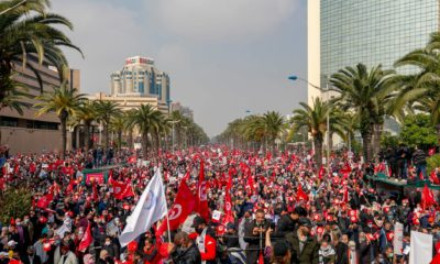 © DR | Yassine Gaidi, Tunis le 27 Fevrier 2021