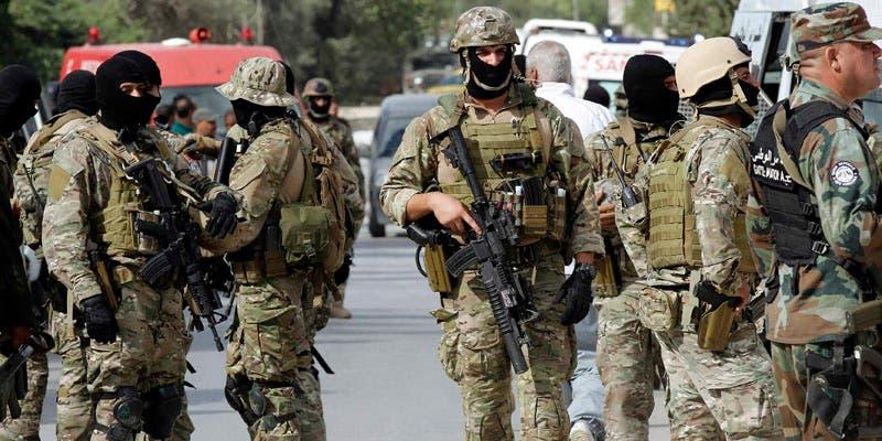 DR | Unité spéciale de l'armée Tunisienne