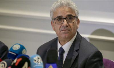 © DR | le ministre de l'Intérieur libyen Fathi Bachagha