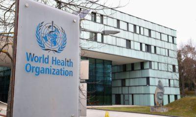 © DR |le siège de l'Organisation Mondiale de la Santé (OMS)