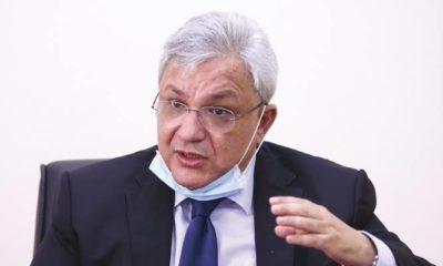 © DR | le ministre de l'Industrie Pharmaceutique Lotfi Benbahmed