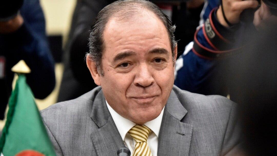 © DR | le ministre des Affaires Etrangères Sabri Boukadoum