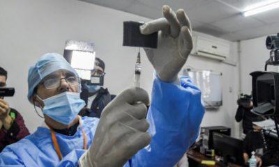 © DR | début de la vaccination contre le coronavirus en Algérie