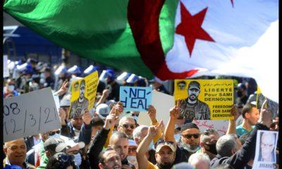 © SAMI K | 108e vendredi du Hirak à Alger