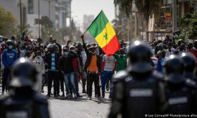 émeutes au Sénégal