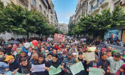 © INTERLIGNES | Marche citoyenne le 09 mars 2021 à Alger