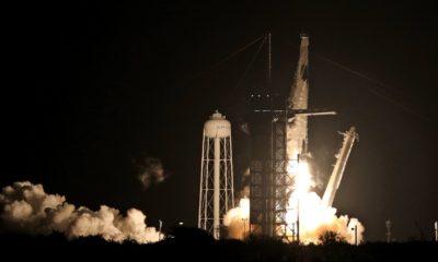 © DR | La fusée Falcon 9 de SpaceX a décollé à l'heure prévue du centre spatial Kennedy, en Floride.
