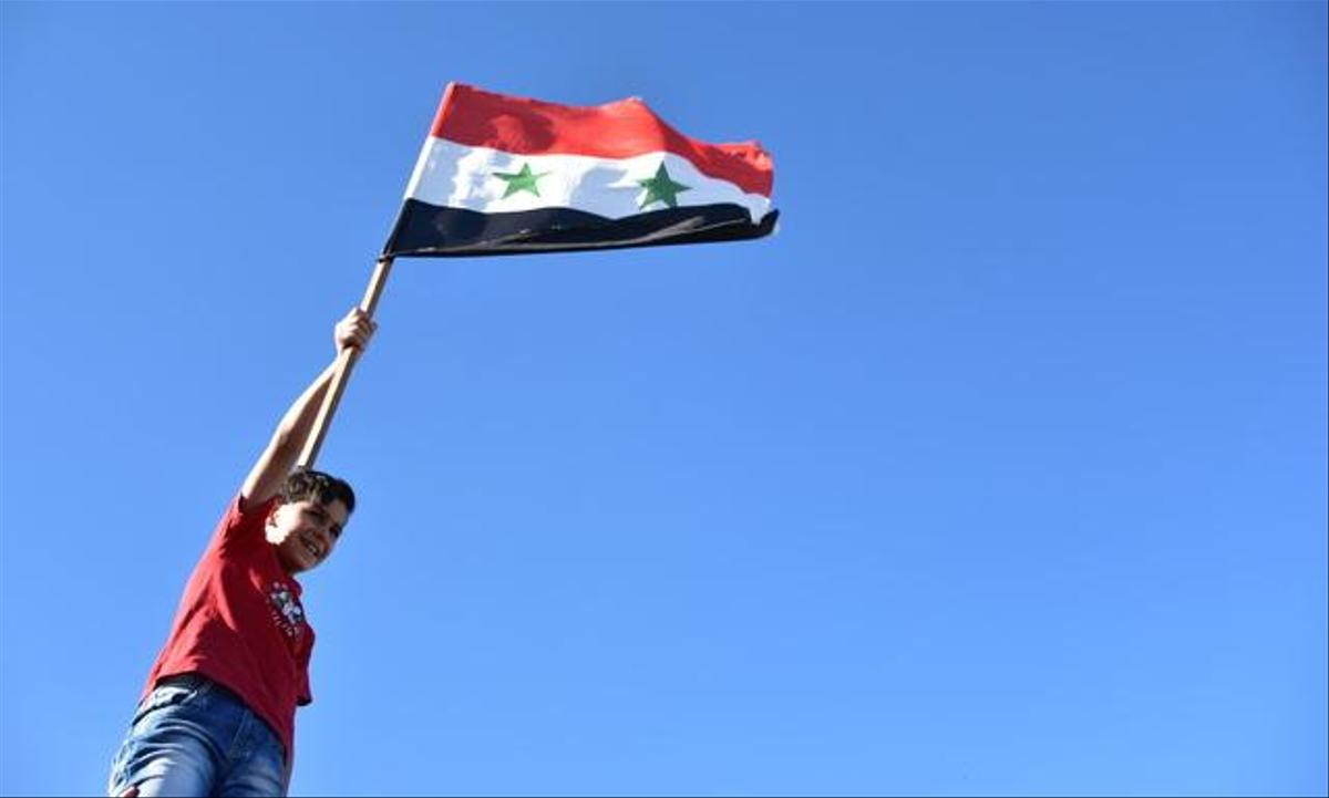 DR   Les syrien appelés au vote