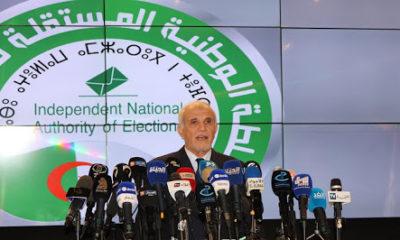 © DR | le Président de l'Autorité Nationale Indépendante des Élections (ANIE)