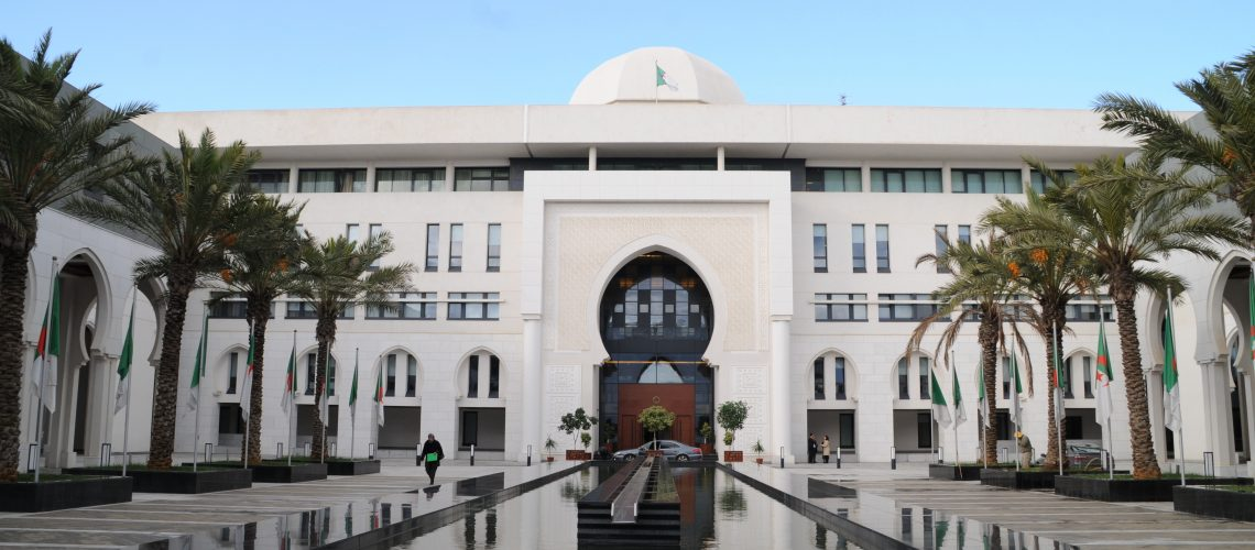 © DR | le siège du ministère des Affaires Etrangères