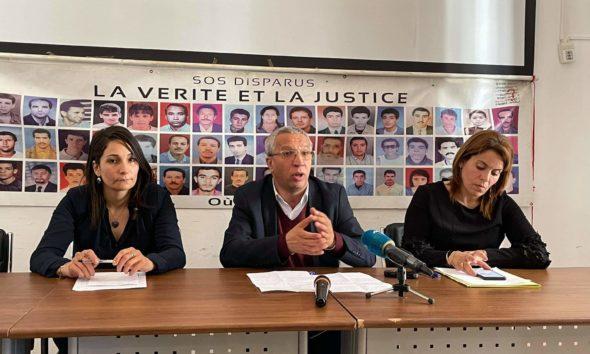 © INTERLIGNES | Conférence de presse du collectif d'avocats du Hirak