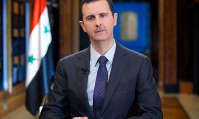 © DR |Bachar Al-Assad