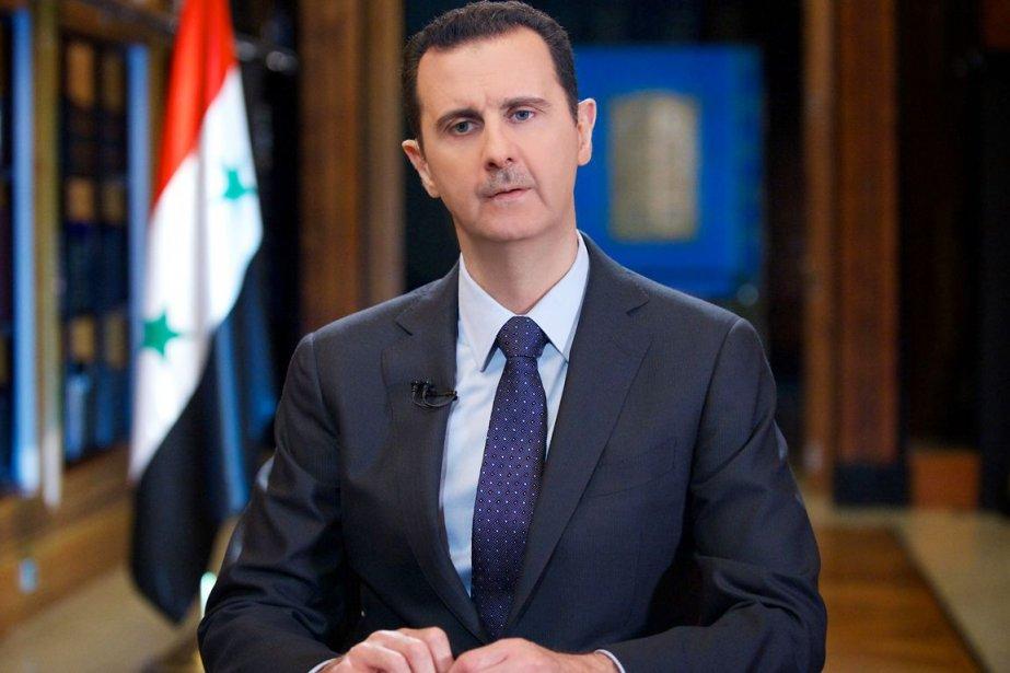 © DR  Bachar Al-Assad
