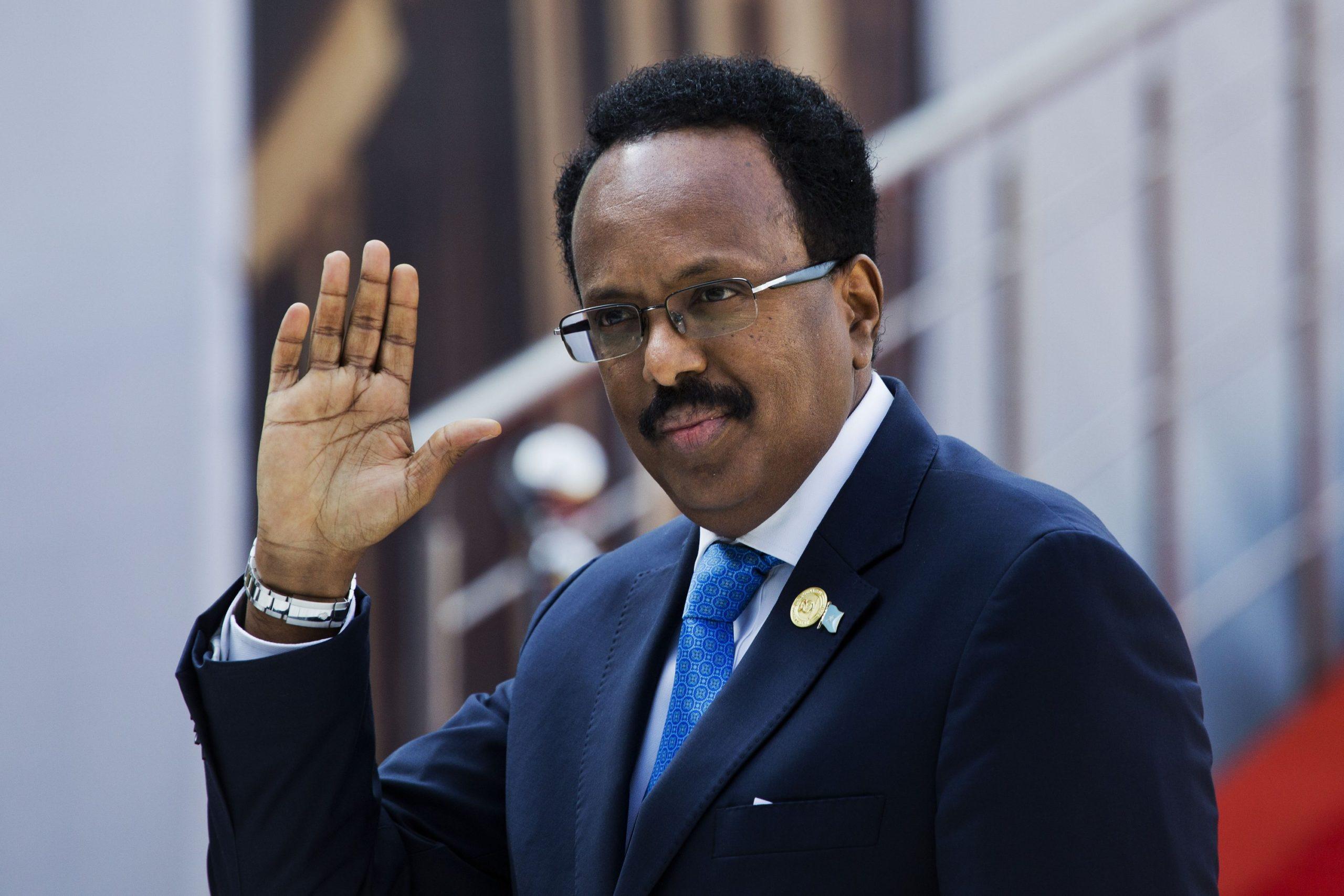 © DR | le président somalien Mohamed Abdullahi Mohamed