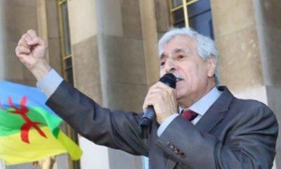 © DR |Le président du Mouvement pour l'autodétermination de la Kabylie (MAK) Ferhat Mehenni