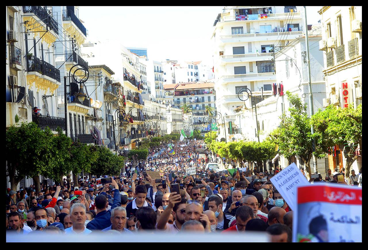 © S.K. | Marche du du 116e vendredi du Hirak