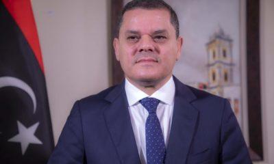© DR | Le premier ministre libyen par intérim Abdelhamid Dbeibah